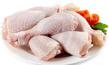 Organic Chicken Drumsticks, 500g pack (3-4 pcs), frozen