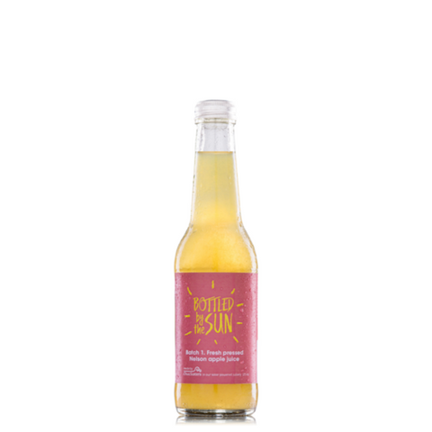 Bottled by the Sun Fresh Pressed Apple & Boysenberry , 275ml