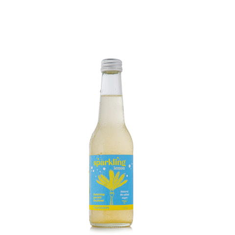 Sparkling Coconut Water Lemon, 275ml
