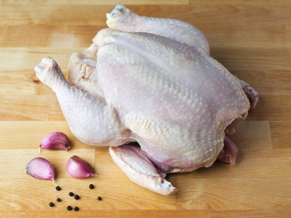 Fresh Organic (Halal) Chicken Whole, 1.1kg