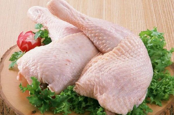 Fresh Chicken Whole Leg, 500g pack (2-3 pces)
