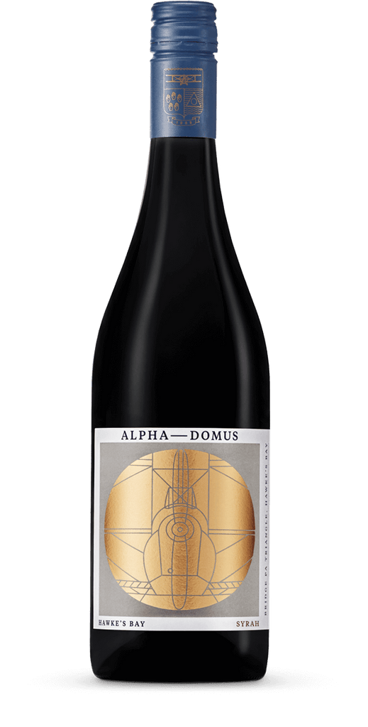 Syrah (Shiraz), Collection Alpha Domus, Hawkes Bay, 2016