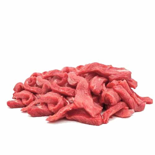 4 packs (value pack) Chilled Angus Beef Stir-Fry, 500g, price per 4 pack (2kg)