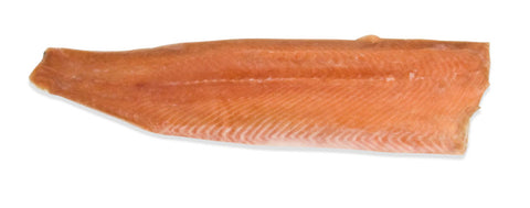 Frozen Wild Alaskan (Pink) Salmon Fillet Portion, skin on, boneless, 170g IVP, price/portion