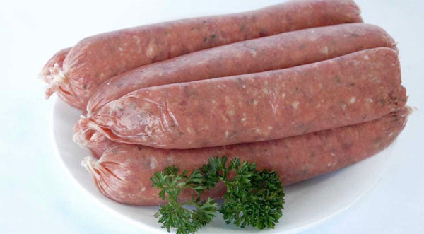 Lamb & Rosemary Sausages, 500g, Frozen