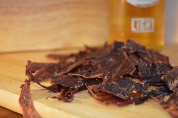 Biltong Chips, Chilled, 100g Pack