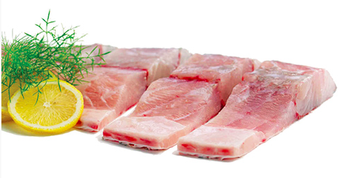 Fresh Barramundi Fillets, skin on (2 x 200g fillets per VP), price per approx 1.2kg pack of 6 fillets