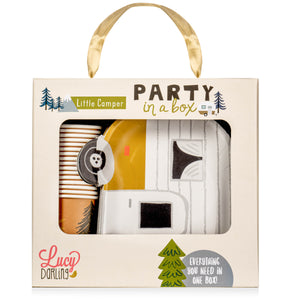 OUT OF STOCK Little Camper - Party in a Box