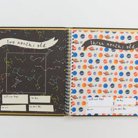 Special Edition: Golden Stargazer Memory Book