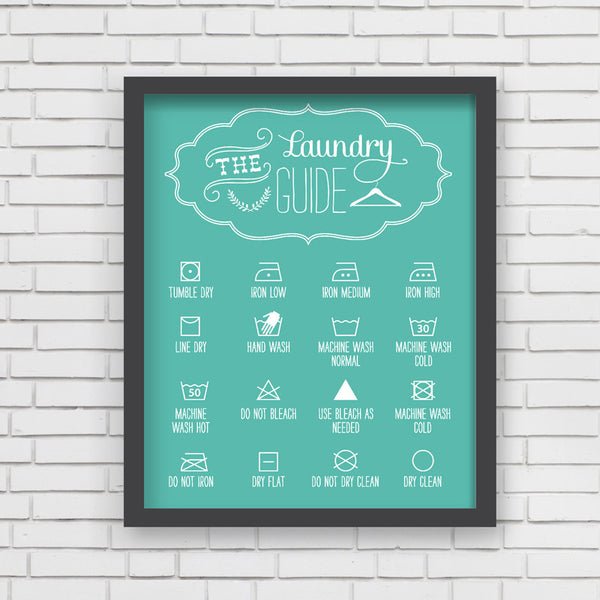 Laundry Helper Art Print