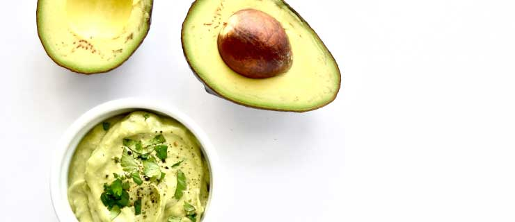 Spiced Avocado Crema