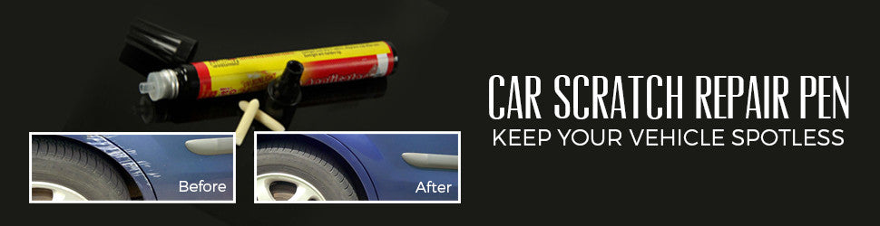 Car Scratch Repair Tools