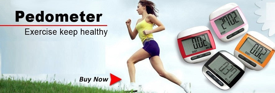 Pedometer&Heart Rate Monitor