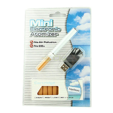 Electronic Cigarette With 10pcs  Refill Cartridge