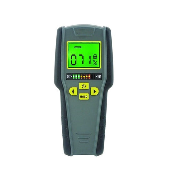 Non-Invasive Inductive Moisture Meter for Drywall, Masonry etc