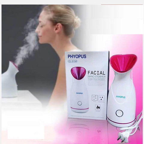 MULTIPURPOSE AUTOMATIC MOISTURIZING FACE STEAMER SANITIZER SPRAYER