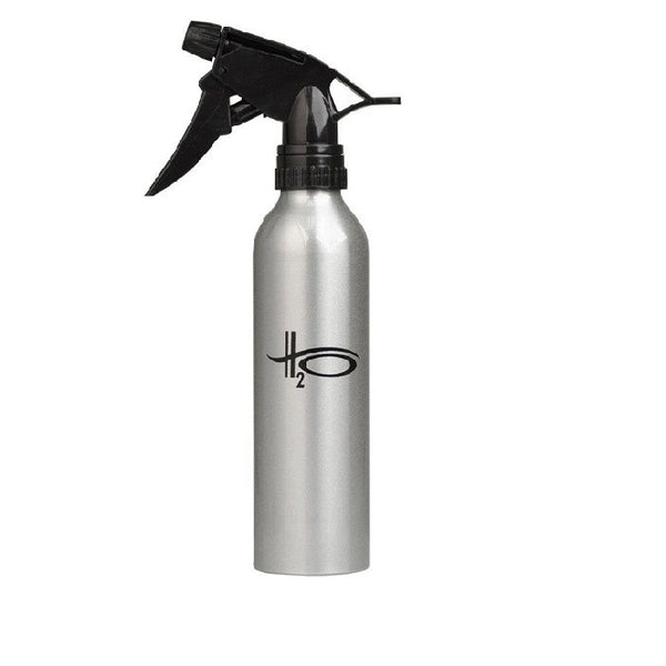2pcs H20 Stainless Steel Spray Bottle