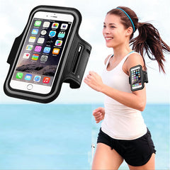 5.2- 6.5 Inches Universal Running Phone ArmBand Holder(Iphone 11 8 7 6s 6 Plus for Samsung S9 S8 for Xiaomi)
