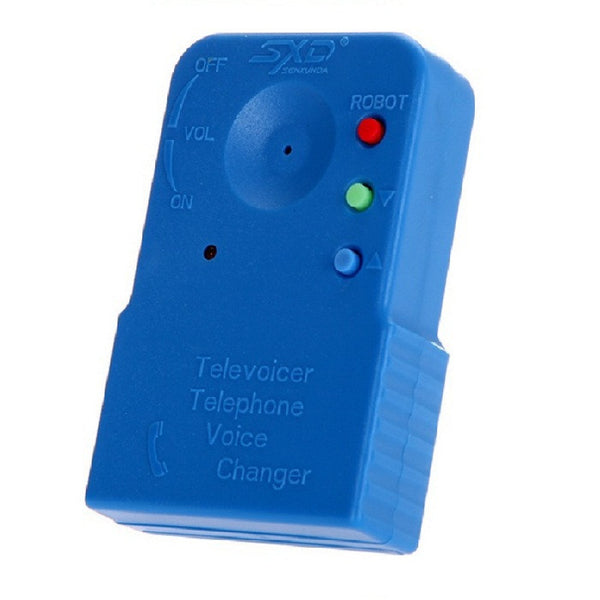 Hand-Held Cordless Mini Voice Changer