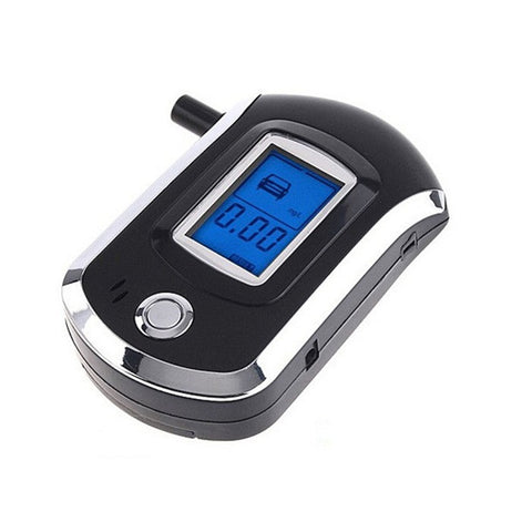 Police Digital Breath Alcohol Tester