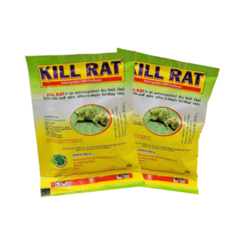 Kill Rat Rodenticide(10pieces)