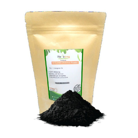Pure Activated Charcoal (50g)