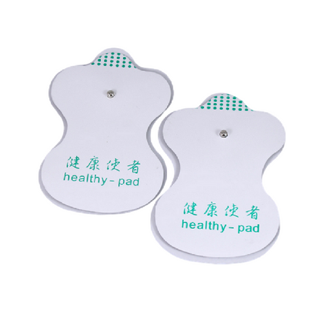 10pcs Electrode Pads for  Acupuncture/Electrotherapy/Pain Relief