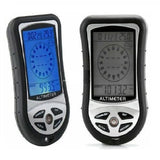8 In 1 Digital LCD Compass Altimeter Barometer Device