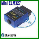 OBD 2 Scanner (Bluetooth)