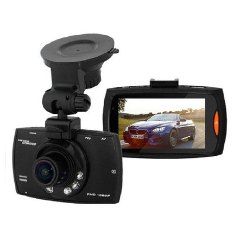 Wide Angle Full Hd 1080p Car Dvr Recorder