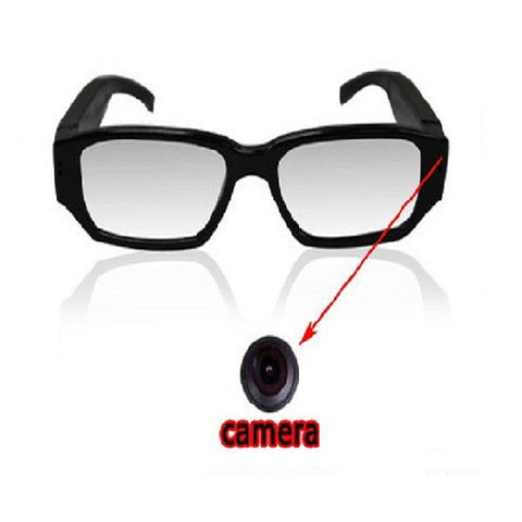 720P Spy Glass Camera