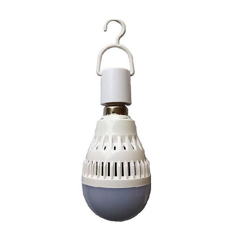 KAMISAFE MULTI-FUNCTIONAL RECHARGEABLE EMERGENCY ENERGY SAVING BULB(15WATTS, 4.5HOURS)