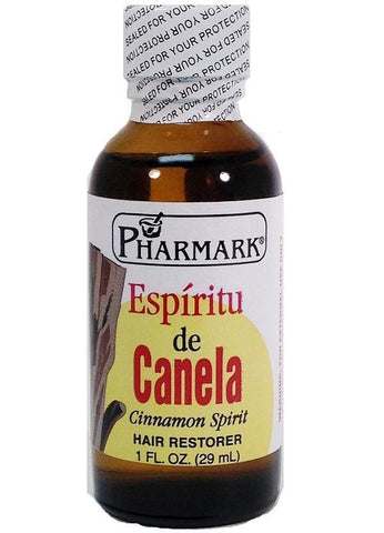 Espiritu De Canela Cinnamon Spirit Hair Loss Balding Regrowth Treatment Oil