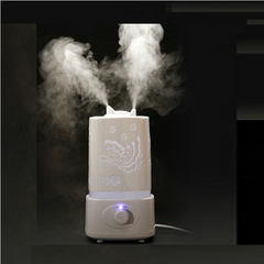 1.5Litres Ultrasonic 7 Color LED Home Air Humidifier