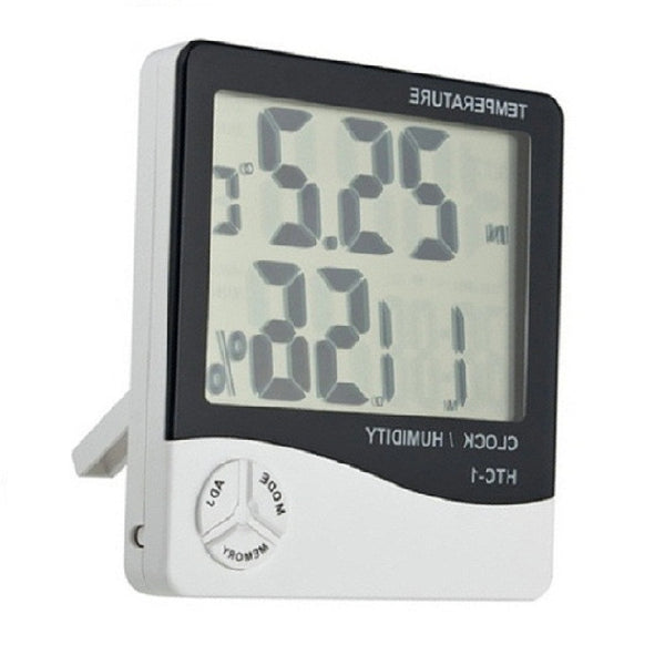 Digital Humidity Meter /Hygrometer Alarm Clock