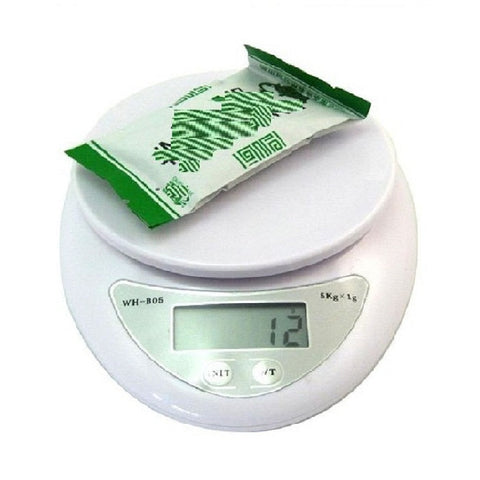 Digital Electronic Kitchen Scale(1g-5kg)