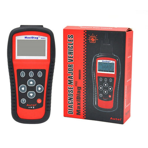 4 In 1 Maxidiag Autel MD801 Car Code Scanner