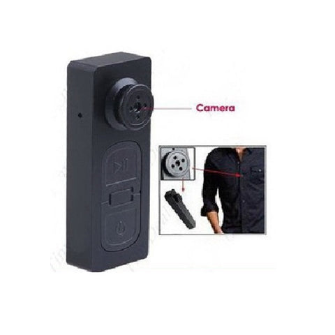 Mini SPY HD Button DV Camera