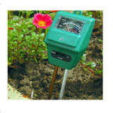 Garden Soil Moisture Light Acidity /pH Meter
