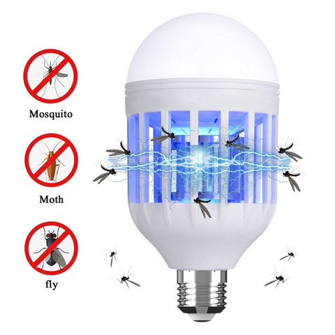 Mosquito Killer/Repellent Light Bulb