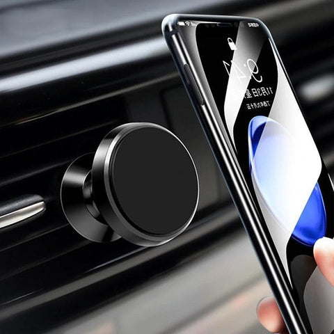 AIR VENT CAR MOUNT MOBILE PHONE HOLDER