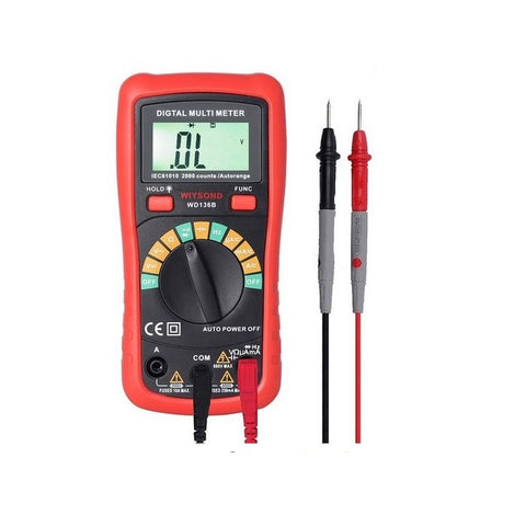 WD136B Digital Multimeter