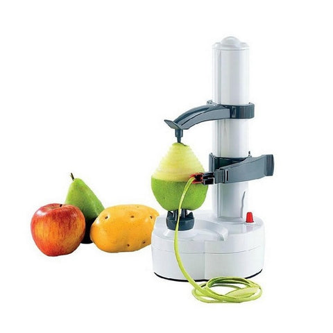 Automatic Potato And Apple Peeler Machine