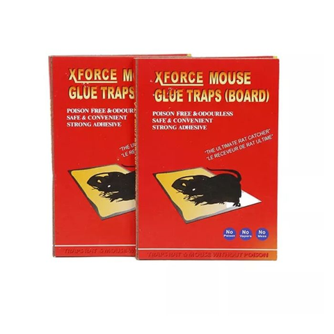 Xforce Rat Glue Gum Trap Board(6pcs)