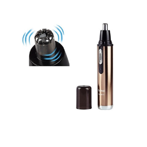 Rechargeable Nose and Ear hair Trimmer