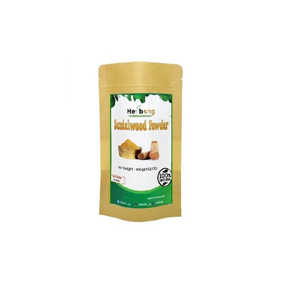 Organic Sandalwood powder(100grams)