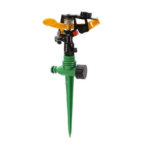 Circular Rotating Water Sprinkler For Lawn And Garden