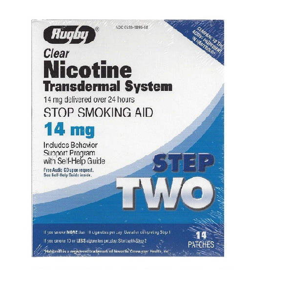 Step 2 Nicotine Transdermal System Patch(14mg,14 Patches)