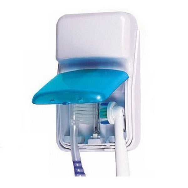 Ultraviolet Dual Heads Toothbrush Sanitizer