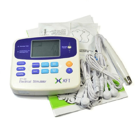 Therapeutic Electrical Stimulator With Accupuncture Pen